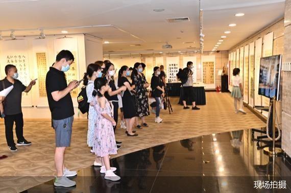 """第三届""""墨缘杯北京市青少年书法比赛获奖作品今起开展"""