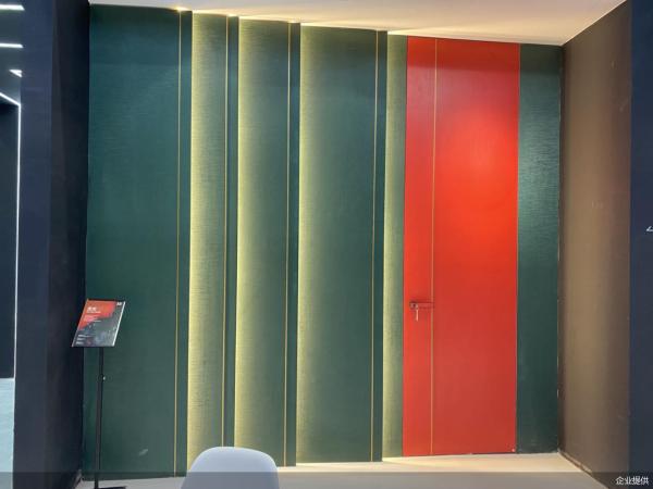 汇齐三大品类新品,霍尔茨木门邀你一起玩转色彩美学