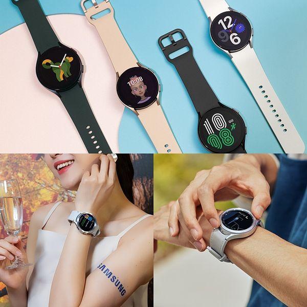 三星Galaxy Watch4系列、Galaxy Buds2多款新配色登场,玫瑰金、薰衣紫好看!