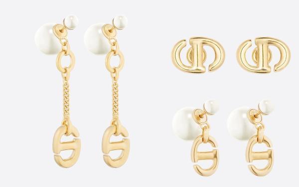 Dior爆新款CD Navy【小项链/戒指/手链】TOP12推荐,超可以!