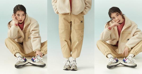 New Balance发布57/40鞋款全新配色 融汇现代潮流设计,燕麦奶油色可以直接打包了