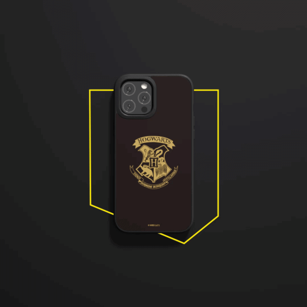 RhinoShield犀牛盾哈利波特联名系列推经典校徽手机壳!好想要格兰芬多!