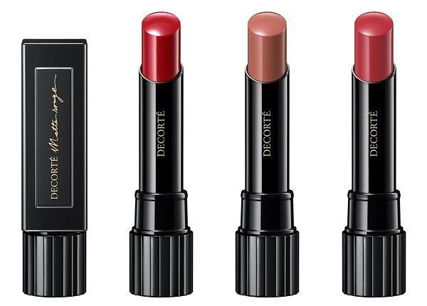 绝色美唇由我定义! 黛珂同名订制唇膏5种质地、51色展现女人心中最底层的情感!
