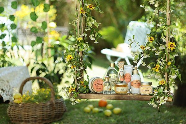 SABON橙花漫舞系列由7项扩大至12项 ! 完整将夏末时光延长、让橙花的香气尽情在家中漫舞