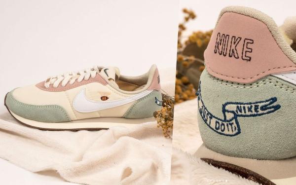2021下半年新款粉嫩系球鞋推荐,超梦幻显腿长,NIKE、NB都想要!