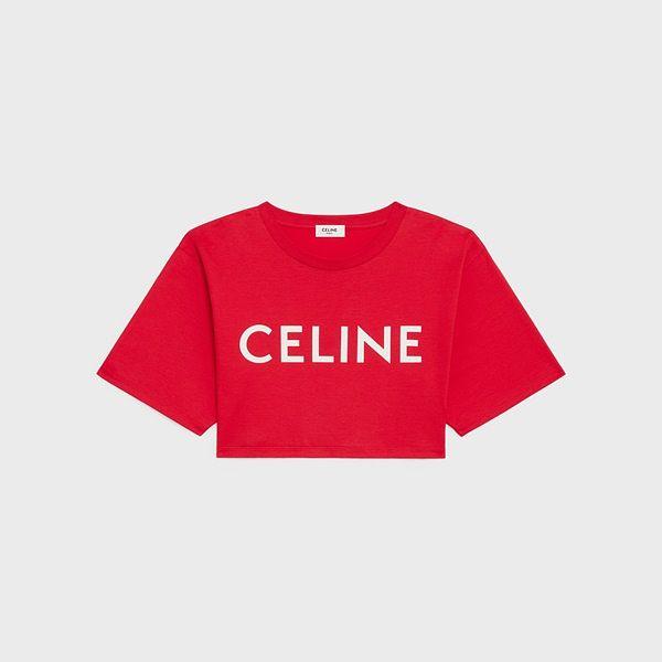 CELINE推出情人节限定系列浪漫红色老花:马鞍包、腋下包、托特包通通有!