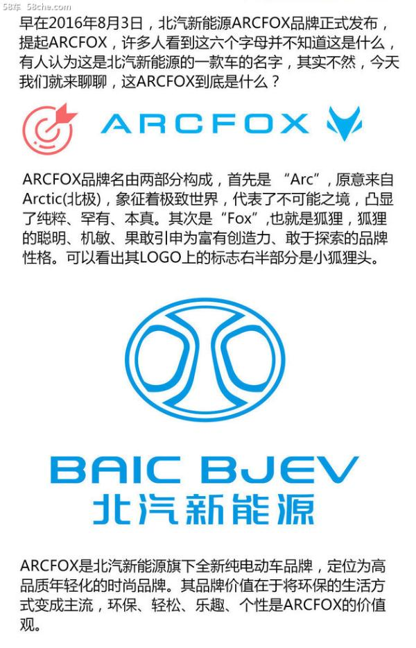 新能源高端品牌ARCFOX 落户全球顶级工厂
