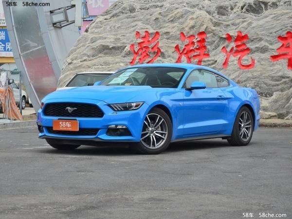 Mustang限时优惠8万元 北京最新报价