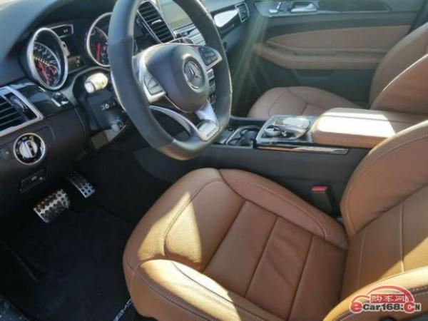 18款奔驰GLE43加版贵族气息轿跑SUV时尚流动美感天津最新报价