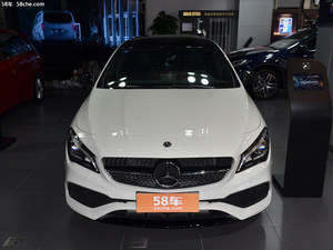 奔驰CLA级最低价格 售价23.78万元起
