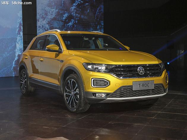 一汽-大众国产T-ROC定名探歌 7月底上市