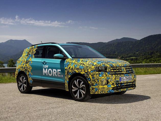一汽-大众公布未来规划 3年内推5款车型