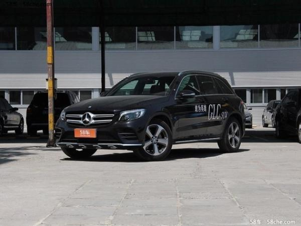 奔驰GLC平价销售39.48万起 最低报价