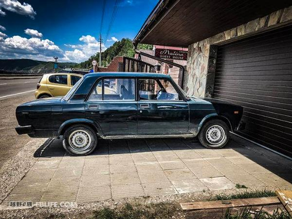 狂野之旅 长安全系SUV俄罗斯西伯利亚行