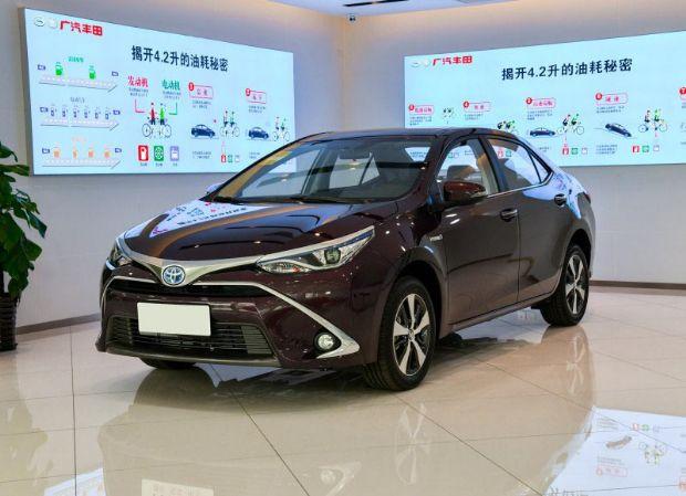 售12.88万起 丰田雷凌新增两款尊贵版车型上市