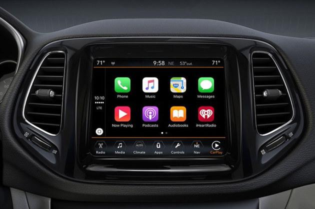 Jeep指南者特别版官图 增更多安全配置