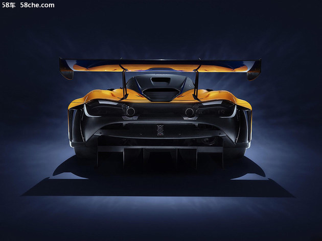 迈凯伦720S GT3官图发布 2019年GT赛事