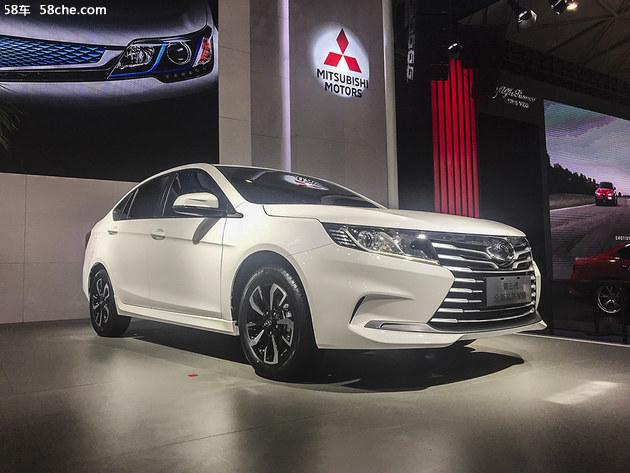 2018成都车展 东南全新紧凑型车A5亮相