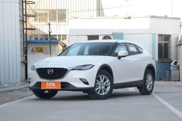 新款CX-4将成都车展上市 搭全新安全系统