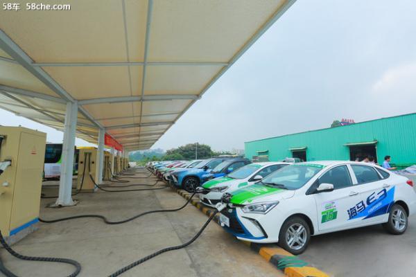 新能源汽车大赛(环海南岛赛) 完美收官