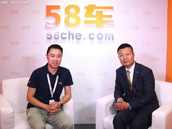 2018广州车展 访东风启辰总经理顾问吴越