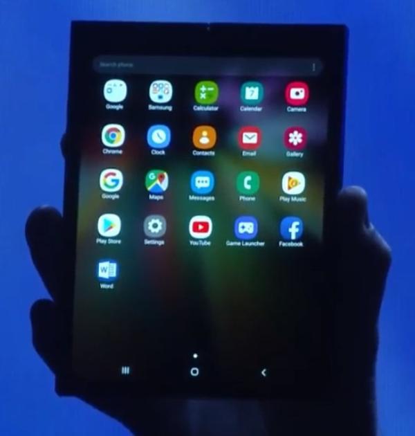 """三星发布会预告片""""泄密"""":可折叠手机将与S10系列同步亮相_驱动中国"""