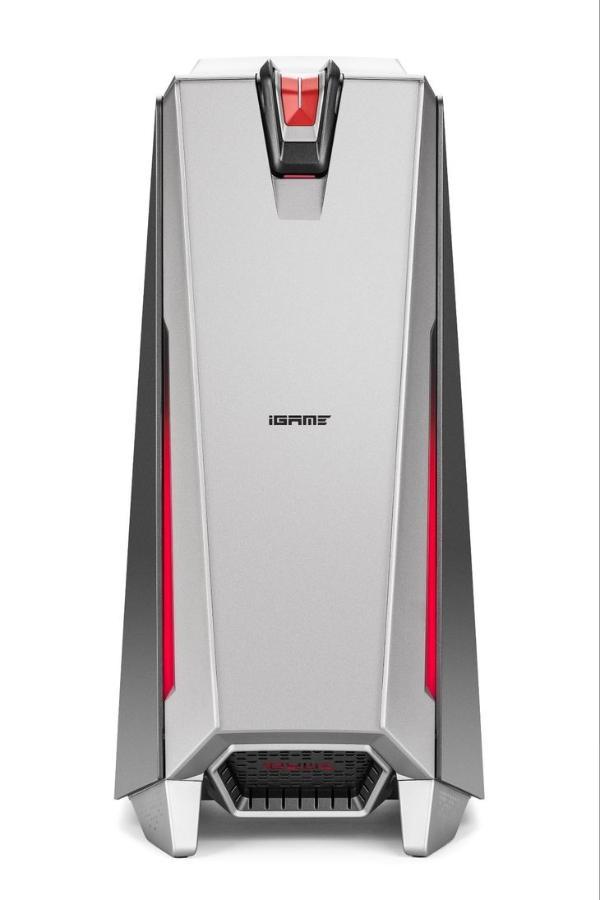 《赛博朋克2077》新截图 iGame Sigma M500助力