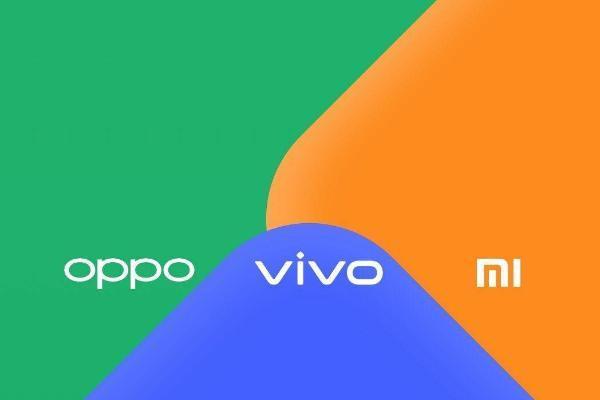 强强联手! vivo、OPPO、小米联合成立互传联...
