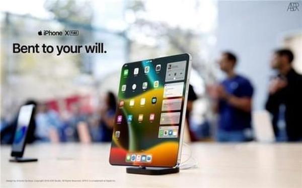 iPhone或将支持5G、屏幕折叠!但不在今年