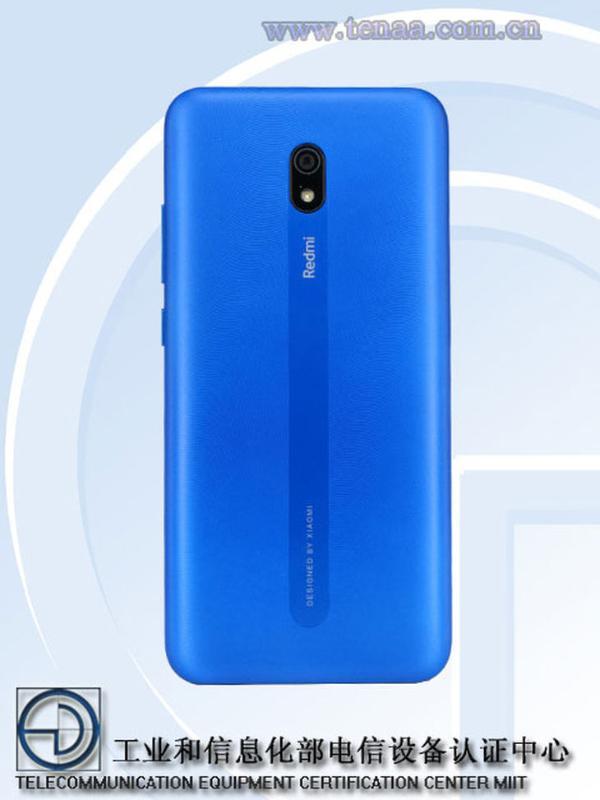 小米Redmi 8A现身工信部手机认证网站