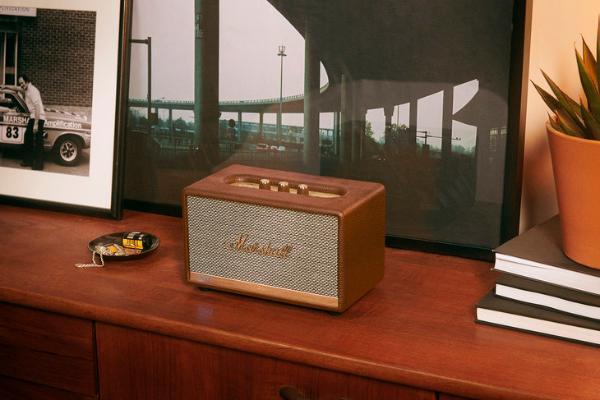 联手腾讯云小微 Marshall发布两款智能音箱新...