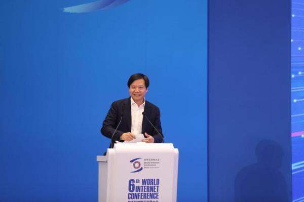 雷军互联网大会表态明年将推10款5G手机 5G发展态势很乐观