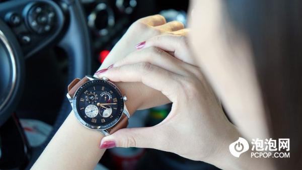 华为Watch GT 2体验,时尚外观搭配运动健康内核
