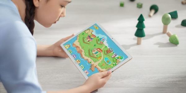 平板只能娱乐?未必!华为平板M6让孩子拥有不一样的学习体验