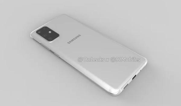 矩形五摄,一亿像素加持!三星新旗舰Galaxy S11还有啥?