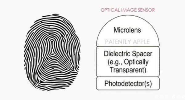 苹果获屏下指纹新专利!2020年iPhone或将首发