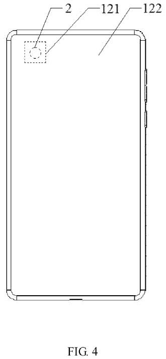 小米屏下摄像头手机专利曝光 ,100%屏占比手机有望?