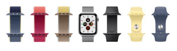 Apple Watch S5或推出RED红色特别版,明年3月发布