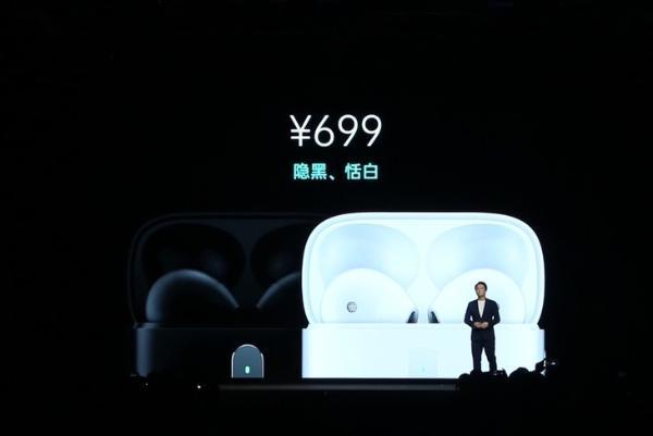 699元!OPPO Enco Free真无线耳机发布,Reno3最佳伴侣