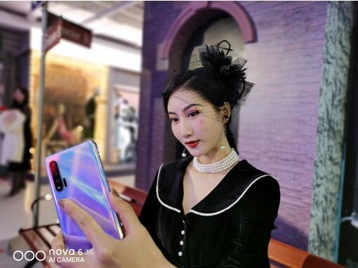 年轻人的自拍神器 华为nova6 5G了解一下_驱动中国