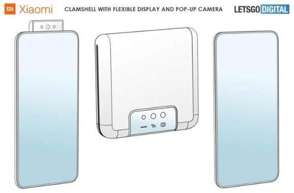 7颗摄像头!小米新专利曝光:弹出式全面屏,无刘海无挖孔