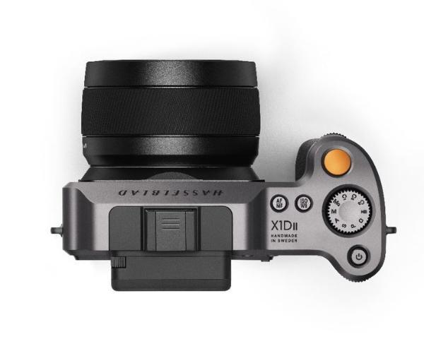 轻巧便携 哈苏发布全新XCD 4/45P中画幅无反镜头