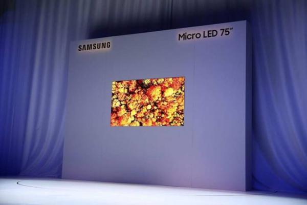 Micro LED何时量产?三星:已做好准备