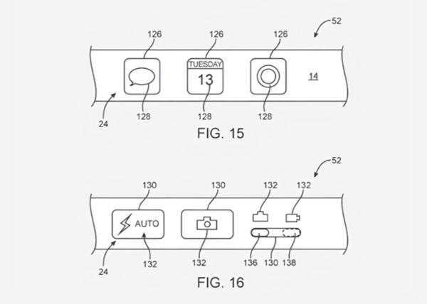 """苹果专利再次""""创世纪"""":边框都是触摸屏?厚度看懵"""
