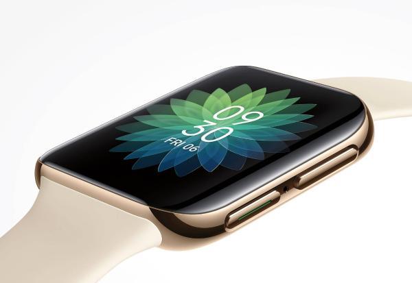 今年颜值最高?曲面+全面屏设计,OPPO智能手表曝光
