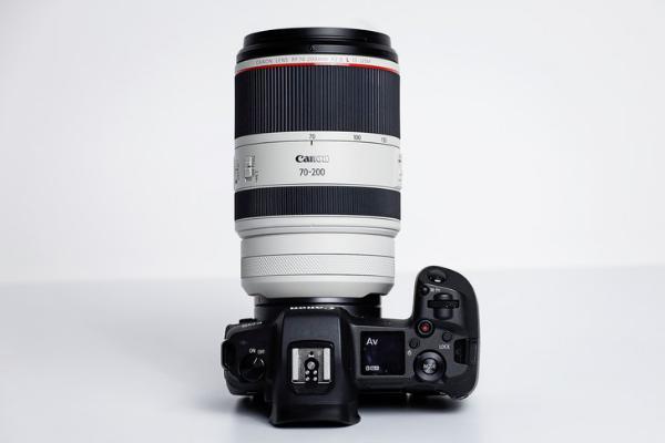 相比EF卡口 佳能RF70-200mm F2.8有什么区别?