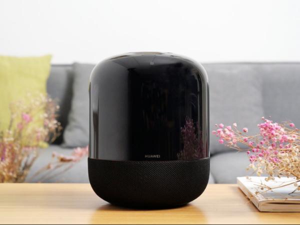 全球首款Hi-Res智能音箱华为Sound X:黑科技和高音质的完美融合