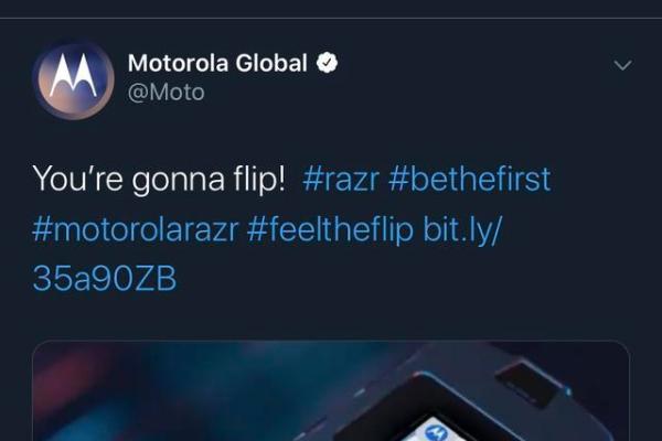 Moto RAZR来了,1月26日开启预定,2月6...