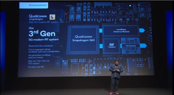 高通公布X60基带更多详细信息:5nm制程 明年上市