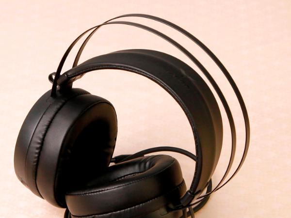 炫酷好音质!雷柏VH500游戏耳机评测